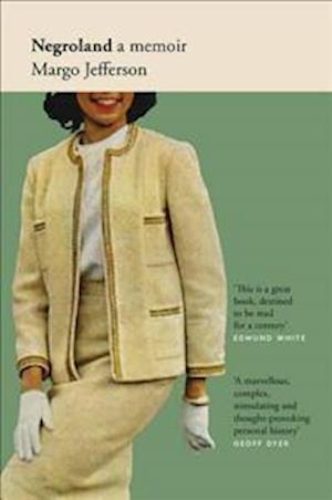 Bog, paperback Negroland af Margo Jefferson