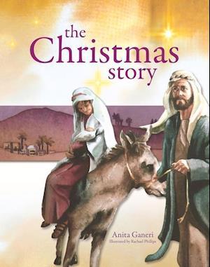Bog, paperback The Christmas Story af Anita Ganeri