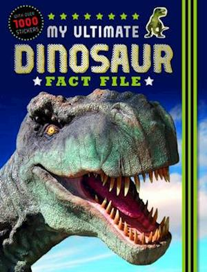Bog, paperback Ultimate Dinosaur Fact File