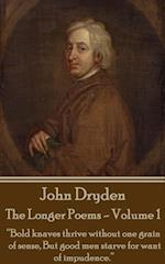 Longer Poems - Volume 1 - Puritan To Restoration