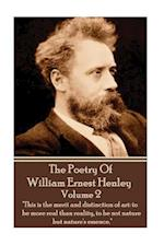 The Poetry of William Henley Volume 2