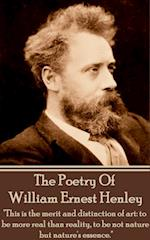 Poetry of William Ernest Henley vol 1 af William Ernest Henley