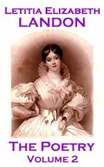 Poetry Of Letitia Elizabeth Landon