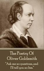 Poetry Of Oliver Goldsmith