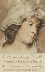 Sonnets, Songs, Odes & Verses Of Charlotte Smith