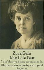 Miss Lulu Bett af Zona Gale