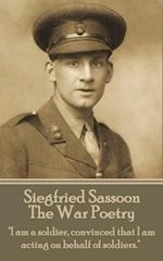 War Poetry af Siegfried Sassoon