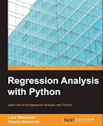 Regression Analysis with Python af Luca Massaron