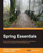 Spring Essentials af Shameer Kunjumohamed