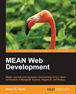 MEAN Web Development af Amos Q. Haviv