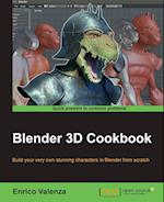 Blender 3D Cookbook af Enrico Valenza