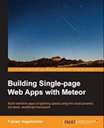 Building Single-page Web Apps with Meteor af Fabian Vogelsteller