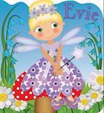 Glitter Fairies: Evie the Sleep Fairy