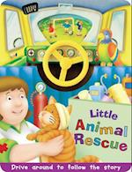 Little Drivers: Animal Rescue