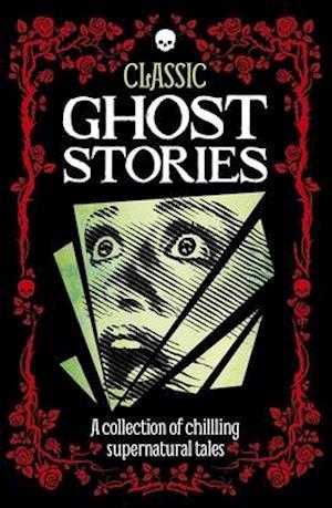 Bog, hardback Classic Ghost Stories af Robin Brockman
