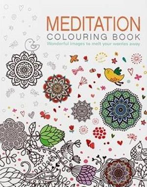 Meditation Colouring Book