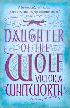Bog, paperback Daughter of the Wolf af Victoria Whitworth