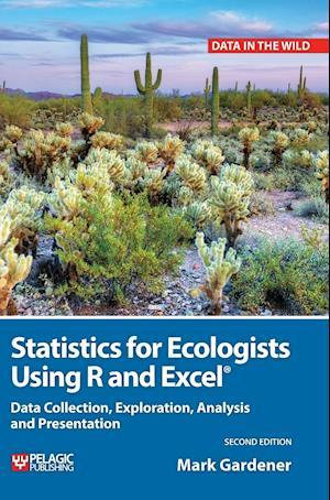 Bog, hardback Statistics for Ecologists Using R and Excel af Mark Gardener