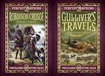 Perfect Partners: Gulliver's Travels & Robinson Crusoe