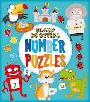 Brain Boosters: Number Puzzles
