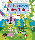 Color by Number Fairy Tales