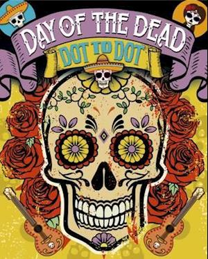 Bog, paperback Day of the Dead Dot-to-Dot af Maddy Brook
