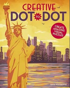 Bog, paperback Creative Dot-to-Dot af David Woodroffe
