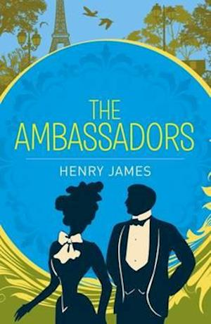Bog, paperback The Ambassadors af Henry James