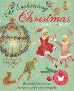 The Enchanting Christmas Coloring Book