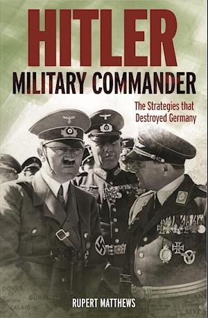 Bog, paperback Hitler af Rupert Matthews