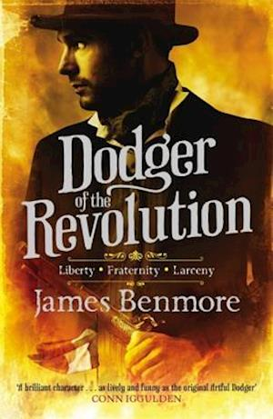 Bog, paperback Dodger of the Revolution af James Benmore