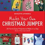 Make Your Own Christmas Jumper (TY Arts Crafts)