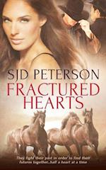 Fractured Hearts af SJD Peterson