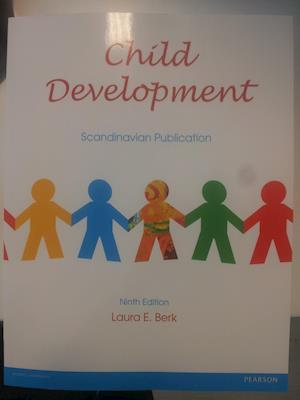 Bog, hæftet Child Development af Laura E. Berk