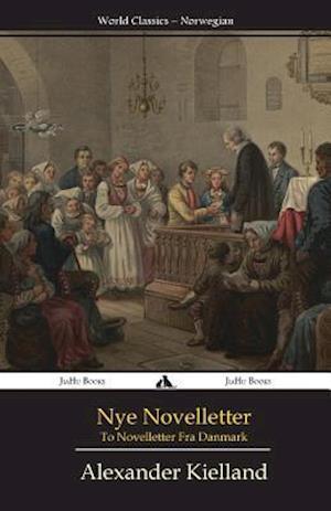 Bog, paperback Nye Novelletter af Alexander Kielland