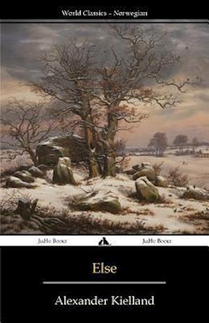 Bog, paperback Else af Alexander Kielland