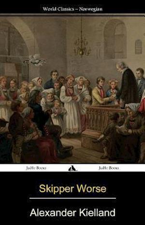 Bog, paperback Skipper Worse af Alexander Kielland