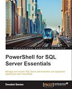 PowerShell for SQL Server Essentials af Donabel Santos