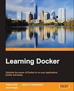 Learning Docker af Pethuru Raj, Vinod Singh, Jeeva K. S. Chelladhurai
