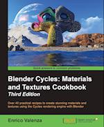 Blender Cycles: Materials and Textures Cookbook af Enrico Valenza