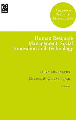 Human Resource Management, Social Innovation and Technology