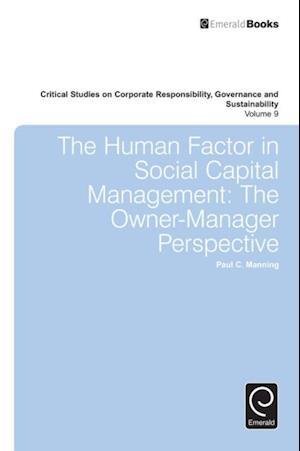 Human Factor in Social Capital Management