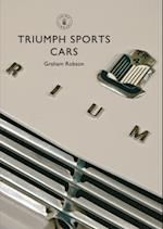 Triumph Sports Cars (Shire Library)