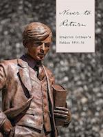 Never to Return: Brighton College's Fallen 1914-18 af Max Usher