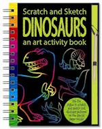 Scratch and Sketch Dinosaurs