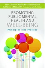 Promoting Public Mental Health and Well-being