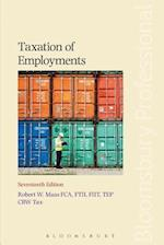 Taxation of Employments af Robert W. Maas