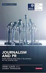 Journalism and PR (Reuters Challenges)