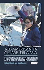 All-American TV Crime Drama (Library of Gender and Popular Culture)