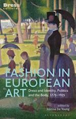 Fashion in European Art (Dress Cultures)